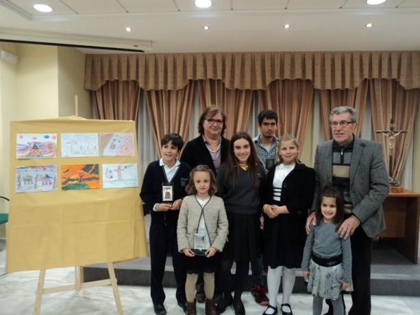 Concurso Dibujo Hermandad Santísima Cruz