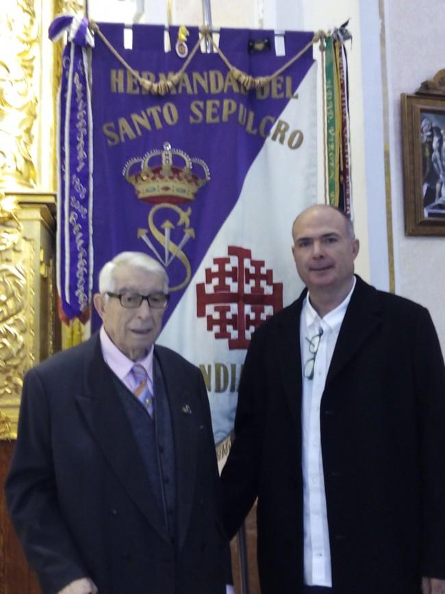 SALVADOR MARCO MARQUÉS, nombrado hermano mayor honorario de la ...